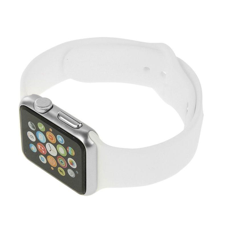 montre connect smartwatch apple watch sport factice sans composant finition plastique. Black Bedroom Furniture Sets. Home Design Ideas