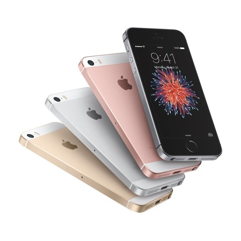 smartphone Apple iPhone SE factice
