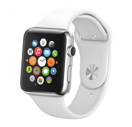 Montre connecté smartwatch Apple Watch sport factice sans composant