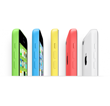 smartphone factice Apple iPhone 5c
