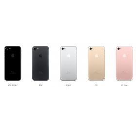 smartphone Apple iPhone 7 factice pas cher showroom