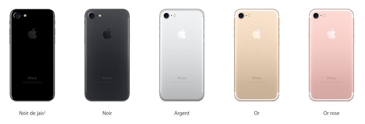 smartphone Apple iPhone 7 reconditionné remis à neuf pas cher - Boutique  Pour Smartphone b6a7a3f9fcef