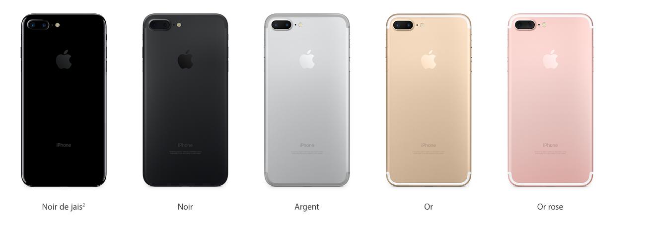 smartphone Apple iPhone 7 Plus reconditionné remis à neuf pas cher -  Boutique Pour Smartphone 6cbabe899436