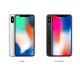smartphone Apple iPhone X factice de demonstration