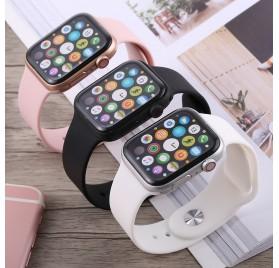 Montre connecté Apple Watch 44 mm série 4 factice sans composant écran type allumé