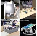 smartphone Samsung galaxy S10 2019 factice écran noir type éteint