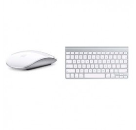 Pack Clavier + souris Apple factice