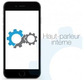 Remplacement micro interne Apple iPhone 6