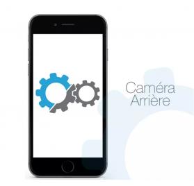 Remplacement caméra arrière isight Apple iPhone 6