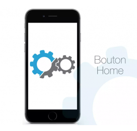 Remplacement bouton home Apple iPhone 6S