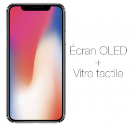 Remplacement écran Retina HD OLED origine Apple iPhone X