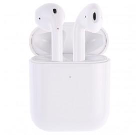 Apple AirPods blanc factice sans composant électronique pas cher de décoration