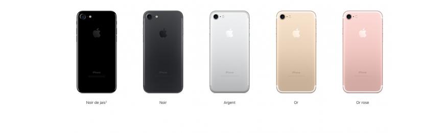 Apple iPhone iPhone 7 / iPhone 7 plus occasion grade A garantie 3 mois
