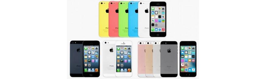 Réparation Apple iPhone 5, iPhone 5C, iPhone 5S, iPhone SE Compiègne jaux venette pas cher