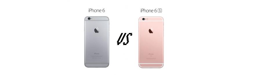 Réparation smartphone Apple iPhone 6 et iPhone 6s Compiègne jaux venette pas cher