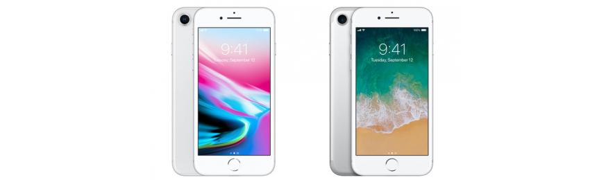 Réparation téléphone mobile apple iPhone 7 et iPhone 8 à compiègne jaux venette pas cher