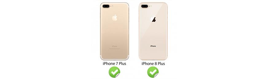 Réparation téléphone Apple iPhone 7 plus et iPhone 8 plus à Compiègne Jaux Venette pas cher