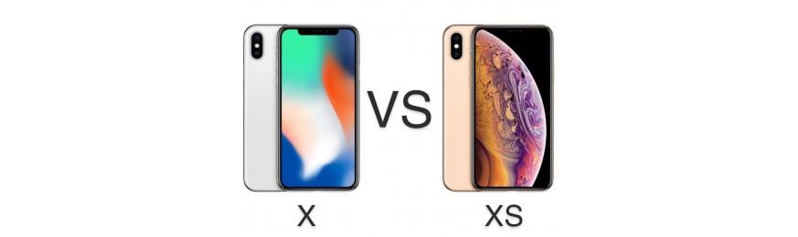 Réparation téléphone mobile Apple iPhone X et iPhone XS à Compiègne Jaux Venette pas cher