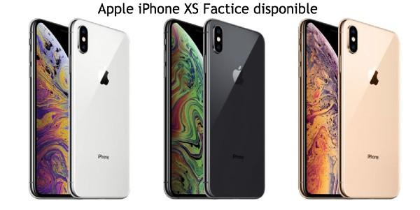 iPhonexsfactice